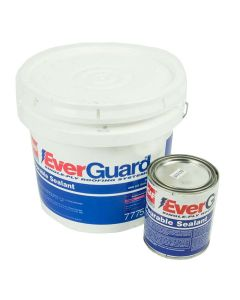 GAF Pourable Sealant Two-Part Kit 1 gal