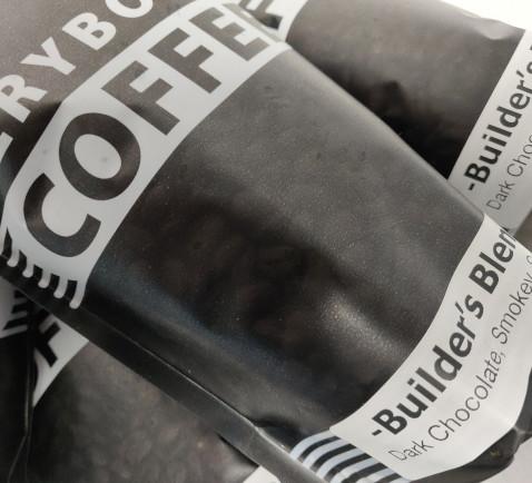 Builders Blend Coffee
