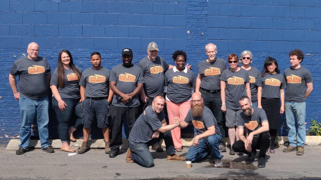 Builders Warehouse Team